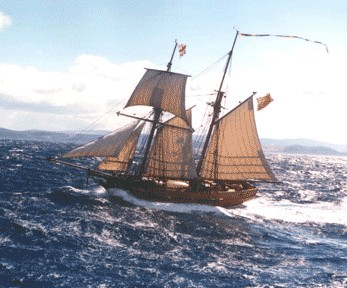 Enterprize - Melbourne's Tall Ship - Find Attractions