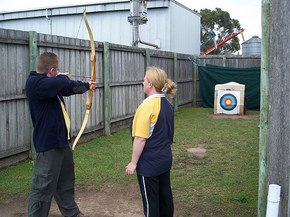 Bairnsdale Archery Mini Golf  Games Park - Find Attractions