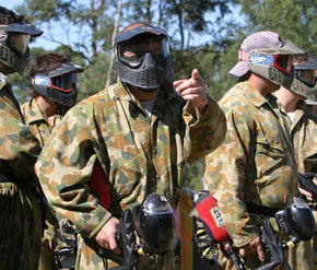 Action Paintball Games - Perth - Find Attractions