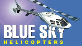 Blue Sky Helicopters - Find Attractions