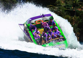 Downunder Jet - Find Attractions