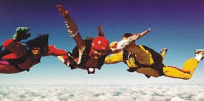 Aerial Skydiving - Find Attractions