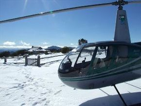 Alpine Helicopter Charter Scenic Tours - Find Attractions