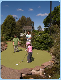 Wetlands Mini Golf - Find Attractions