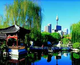Chinese Garden Of Friendship - Find Attractions