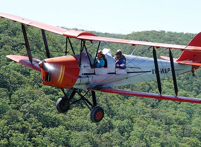 Tigermoth Joy Rides - Find Attractions