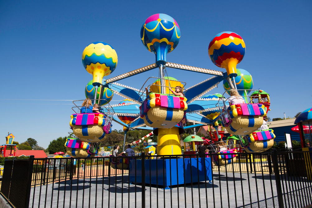 Funfields - Find Attractions