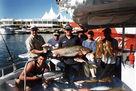 True Blue Fishing Charters - Find Attractions