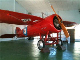 Captain Harry Butler Red Devil Monoplane Memorial - Find Attractions