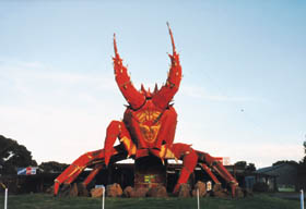 The Big Lobster - Find Attractions