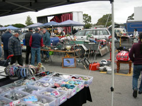 Gepps Cross Treasure Market - Find Attractions