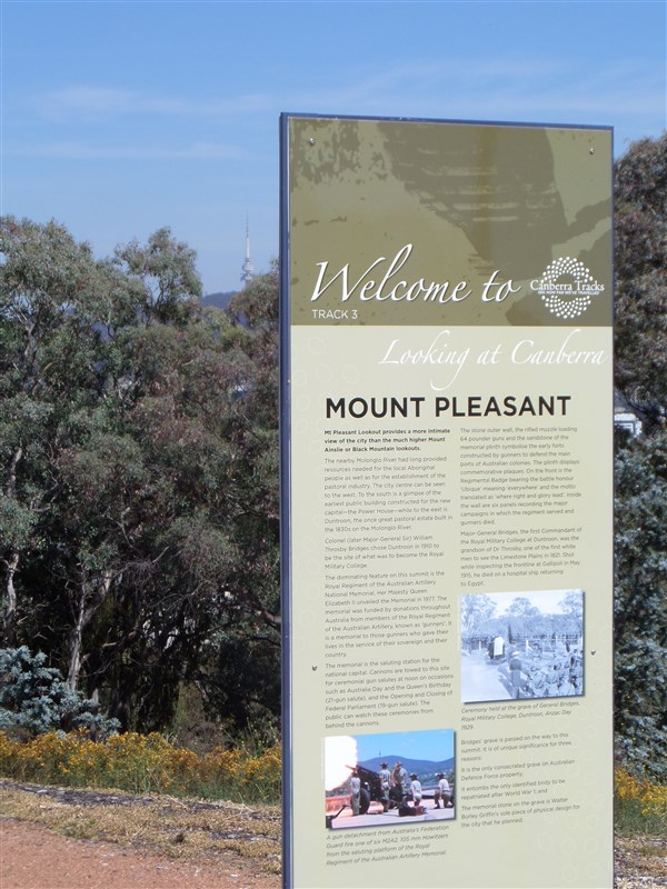Mount Pleasant Lookout - Find Attractions