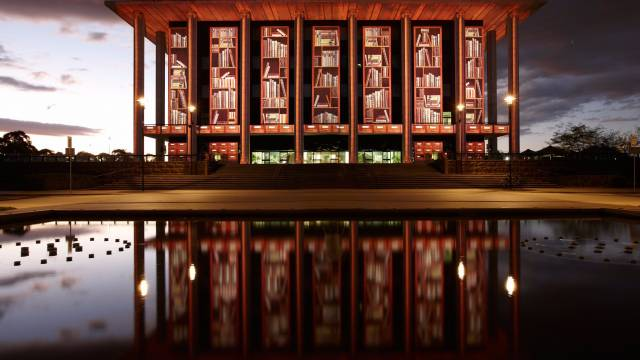 National Library of Australia - Find Attractions