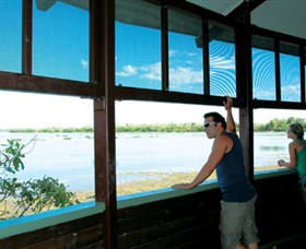 Mamukala Wetlands and Bird Hide - Find Attractions