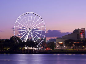 The Wheel of Brisbane - Find Attractions