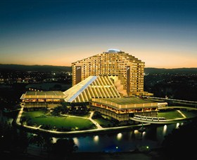 Jupiters Hotel and Casino - Find Attractions