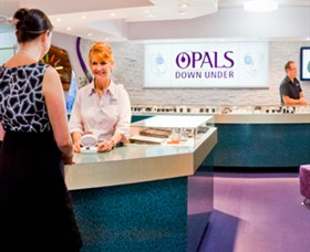 Opals Down Under - Find Attractions