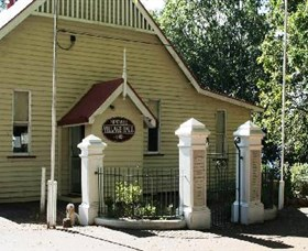 Montville Memorial Precinct - Find Attractions