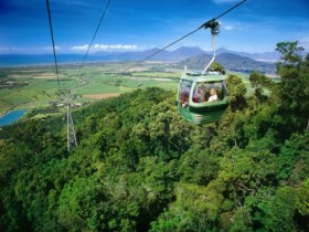 Skyrail Rainforest Cableway - Find Attractions