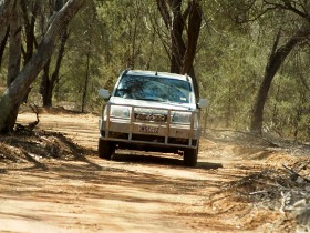 Ward River 4x4 Stock Route Trail - Find Attractions