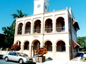 Mackay Town Hall - Find Attractions