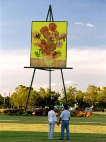 Van Gogh Sunflower Painting - Find Attractions