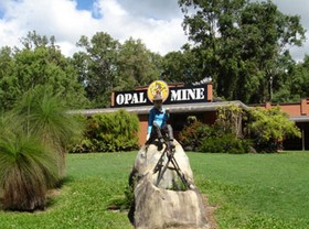 Outback Opal Mine - Find Attractions