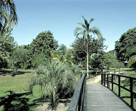 Ingham Memorial Gardens - Find Attractions