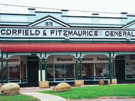 Corfield and Fitzmaurice Building - Find Attractions