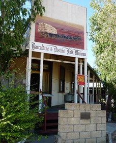 Barcaldine and District Museum - Find Attractions