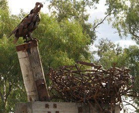 Blackall Sculpture Trail - Find Attractions
