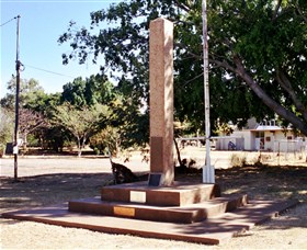 Mount Isa Memorial Cenotaph - Find Attractions