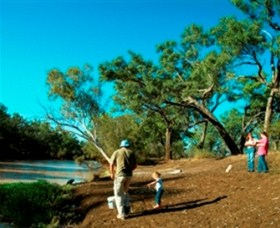 Charleville - Dillalah Warrego River Fishing Spot - Find Attractions