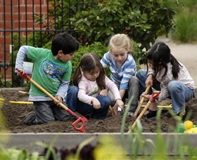 The Ian Potter Foundation Children's Garden - Find Attractions