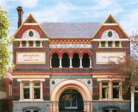 Victorian Artists Society - Find Attractions