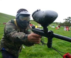 Bass Coast Paintball - Find Attractions