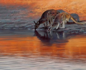 Steve Morvell Wildlife Art - Find Attractions