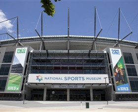 National Sports Museum at the MCG - Find Attractions