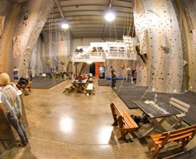Hangdog Climbing Gym - Find Attractions