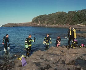 Bushrangers Bay Aquatic Reserve - Find Attractions