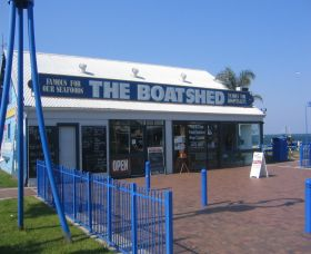 Innes Boatshed - Find Attractions