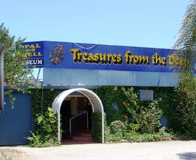 Treasures from the Deep - Opal and Shell Museum - Find Attractions