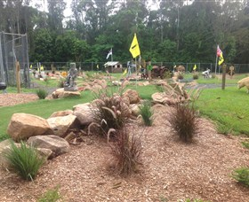 The Cove Miniature Golf Course - Find Attractions