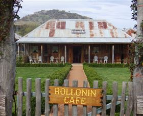 Rollonin Cafe - Find Attractions