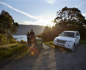 Aberfeldy Four Wheel Drive Track - Find Attractions