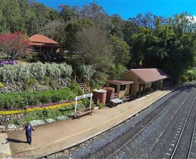 Spring Bluff Railway Station - Find Attractions