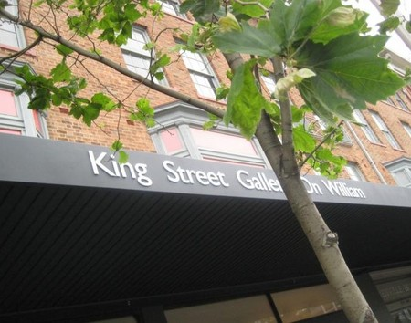 King Street Gallery on William - Find Attractions