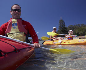 Bundeena Kayaks - Find Attractions