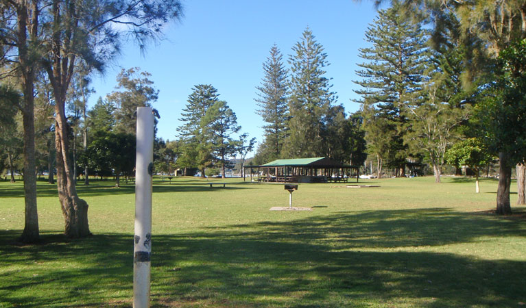 The Basin picnic area - Find Attractions