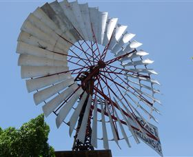 Barcaldine Windmill - Find Attractions
